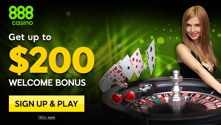 Les Joueurs Adoreront les Incroyables Jeux de Casino en Ligne & Bonus de Bienvenue de 888 Casino
