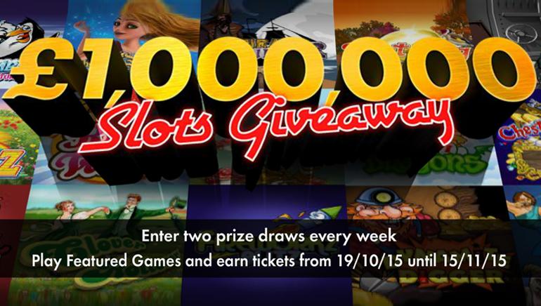 Gagnez une grosse somme en participant au tirage au sort de bet365 d'une valeur de 1.000.000£ / 1.500.000 $.