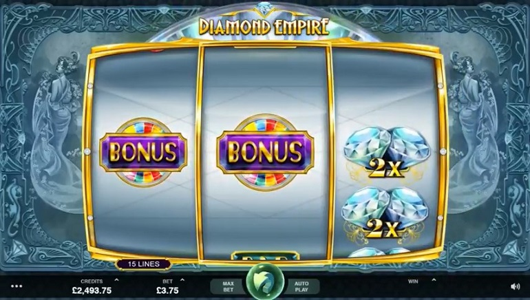 2 Nouvelles Machines à Sous Microgaming Sortiront en Avril: Dream Date et Diamond Empire