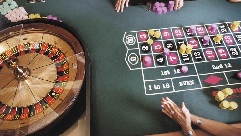 Roulette en argent réel