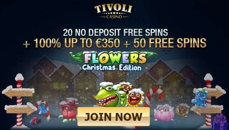 Tivoli Casino Répend l'Esprit de Noël avec des Promotions OCR Exclusives